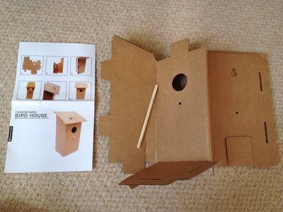 CardboardBirdbox